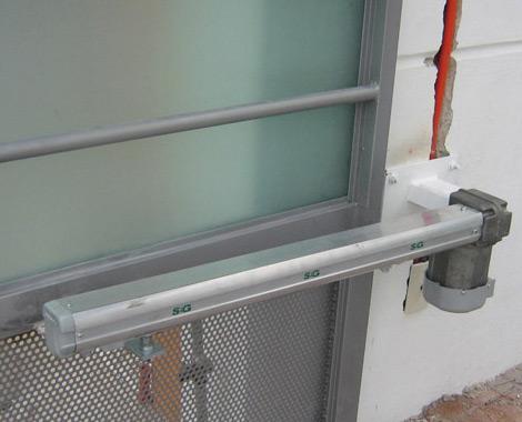 An portones el ctricos de hidalgo puertas autom ticas de - Motores electricos para puertas ...